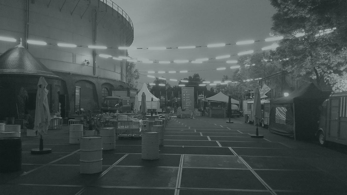 VINRO - Beveiliging van grote evenementterreinen